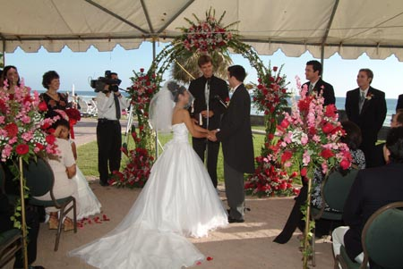 Wedding Ceremony (August 21, 2004)